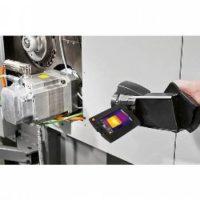Лазерный тепловизор Testo 890-2 строительный C2 + C1 и опцией I1
