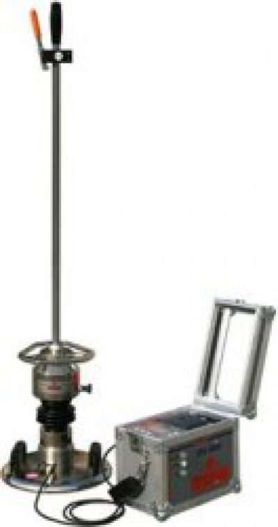 Электронный динамический плотномер грунта ZFG 3000
