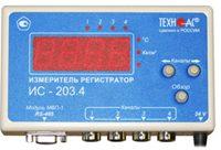 Измеритель регистратор ИС-203 4