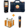 Комплект Testo 320 с H2-компенсацией + Смарт-зонд testo 510i (0563 3225)