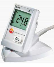 Комплект Testo 174T — 1-канальный мини-логгер данных температуры с USB-интерфейсом (0572 0561)