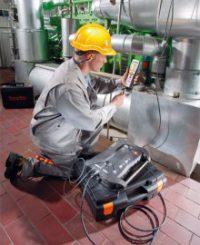 Управляющий модуль Testo 350 - Анализатор дымовых газов для промышленности (0632 3511)