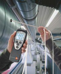 Testo 512 - Дифференциальный манометр измерения давления от 0 до 200 гПа (0560 5128)