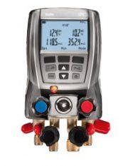 Комплект testo 570-2 — Анализатор работы холодильных систем с интегрированным измерением вакуума