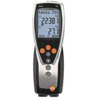 Термометр Testo 735-1 3-х канальный