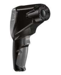 Пирометр Testo 835-T1 с четырёхточечным лазерным целеуказателем (оптика 50:1)