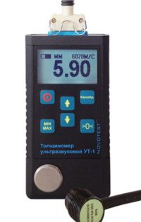 Толщиномер ультразвуковой NOVOTEST УТ-1