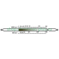 Индикаторная трубка ксилол 20–200, 100–1500 (4,5)