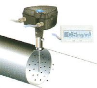 Sintrol S300 Промышленный цифровой измерители пыли