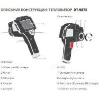 Тепловизор CEM DT-9875