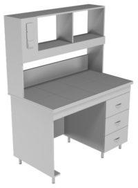 Стол пристенный физический НВ-1200 ПК (1218*700*1650)