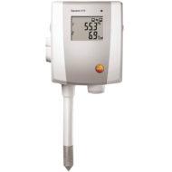 testo Saveris H1 E — 2-канальный Ethernet зонд температуры/влажности, с дисплеем (0572 6191)