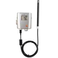 testo Saveris H4 E — 2-канальный Ethernet зонд температуры/влажности, с дисплеем (0572 6194)