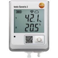 Testo Saveris 2-H2 - WiFi-логгер с дисплеем и подключаемым внешним зондом (0572 2035)
