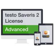 testo Saveris 2 — Лицензионный пакет testo Cloud «Расширенный» («Advanced») на 12 месяцев (0526 0735)
