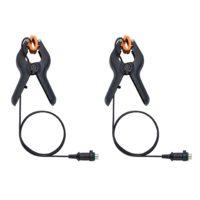 Комплект зондов-зажимов (фиксированный кабель, NTC) - Для измерений на трубах (Ø 6-35 мм) (0613 5507)
